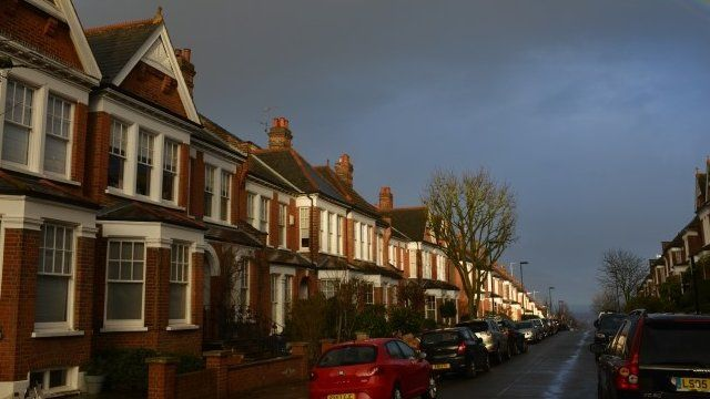 A street in North London