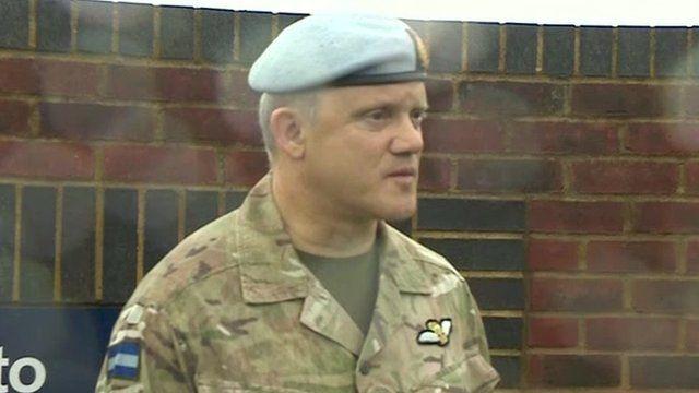 Major General Richard Felton