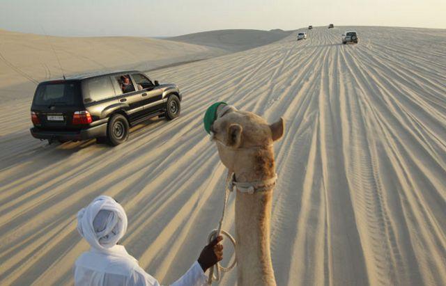 Has wealth made Qatar happy?