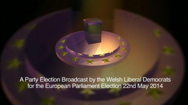 Welsh Liberal Democrats election broadcast
