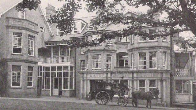 Bath Hotel, Felixstowe