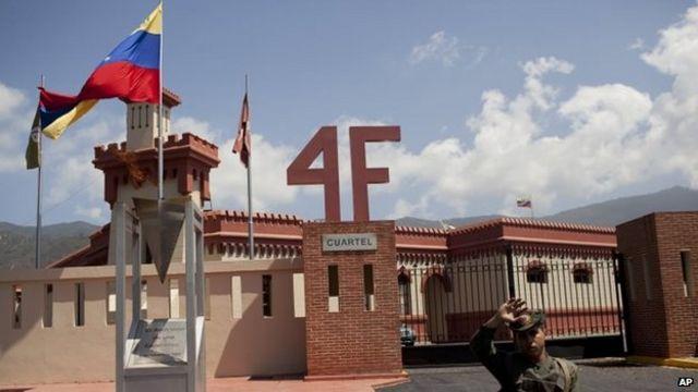 Venezuelan ex-intelligence chief Eliecer Otaiza killed