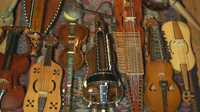 Collection of instruments