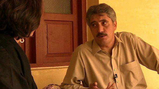 Journalist Jamshed Baghwan