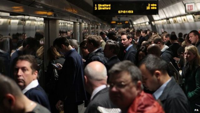 Tube strike: Disruption continues as strike ends