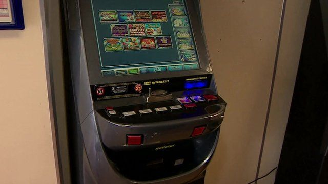 A betting machine