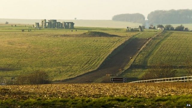 Amesbury in Wiltshire confirmed as oldest UK settlement
