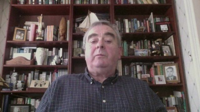 Ed Moloney
