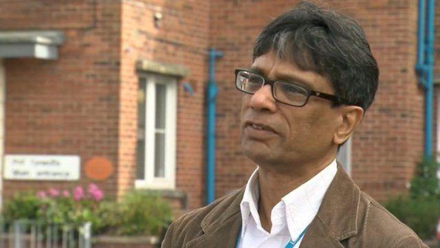 Dr Ushan Andrady