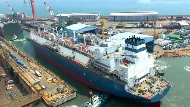 Lithuania ship
