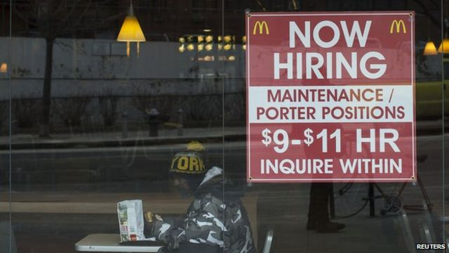 US economy records bumper jobs growth in April