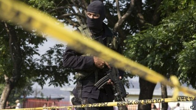 Honduras child killings: Probe into 'gang links'