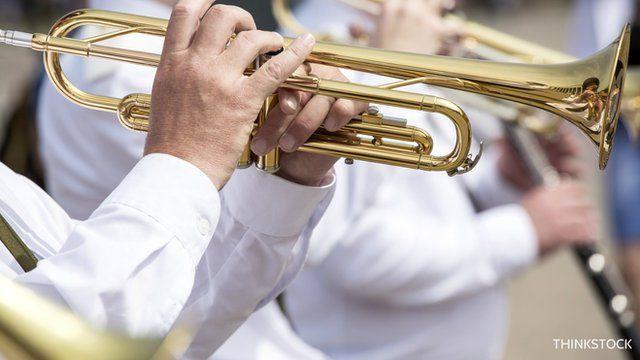 Brass band generic