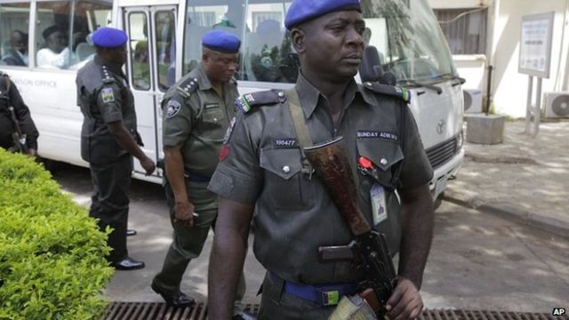 Nigeria cracks down before World Economic Forum event