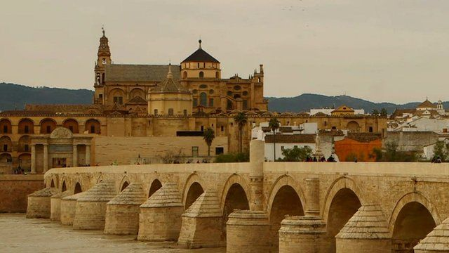 row over cordoba s mosque cathedral bbc news