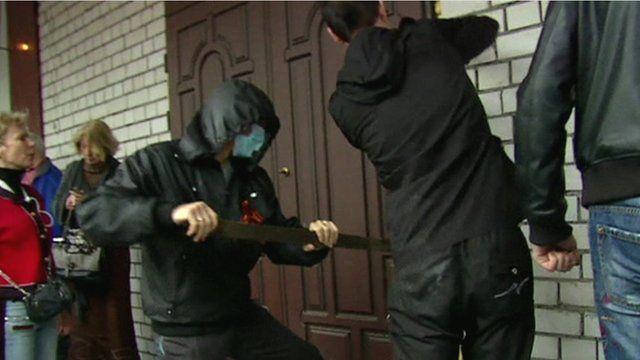 Odessa activists