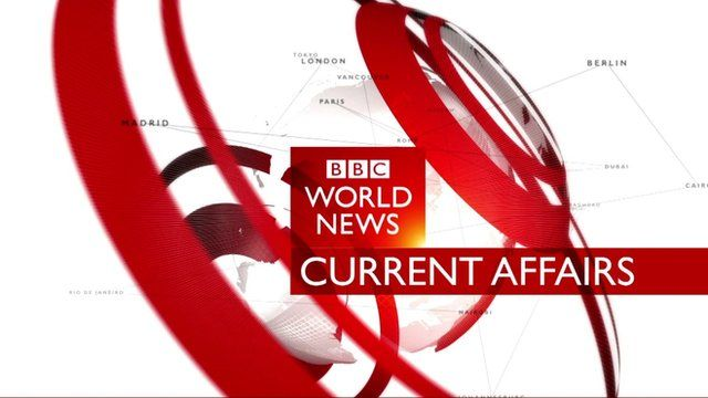 A summary of the latest international headlines from BBC World News