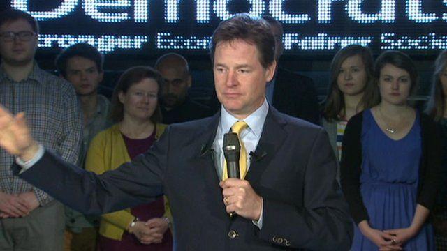 Nick Clegg