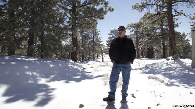 The Californian ski resort praying for snow