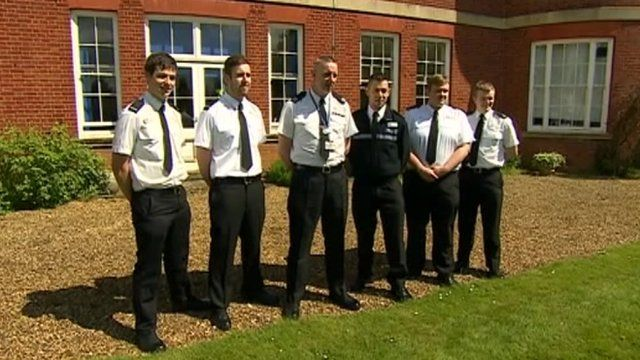 Special Constables at Northamptonshire Police