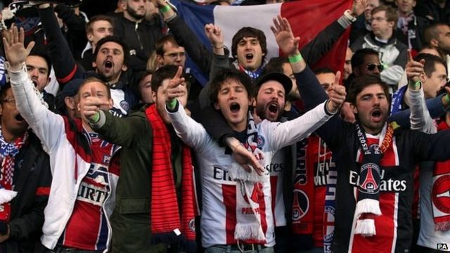 PSG's dramatic rise to European giants