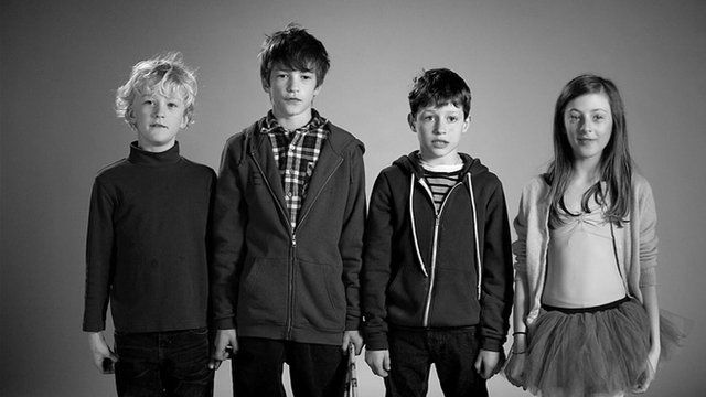 Children featured in 2014 Green Party election broadcast