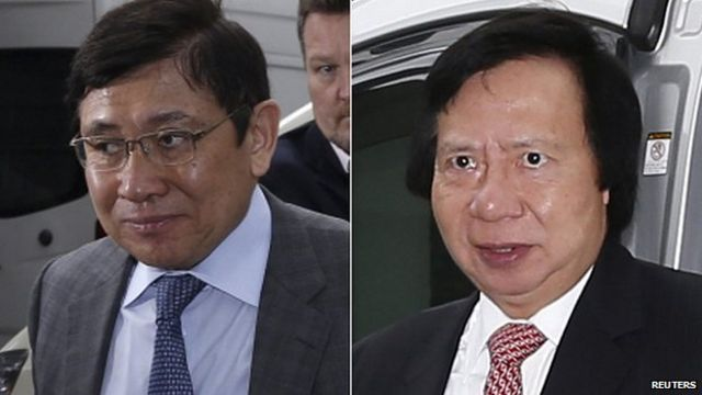 Hong Kong tycoons go on trial in corruption case