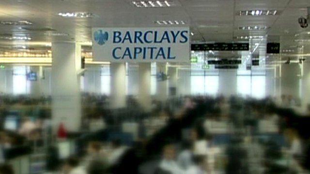 Barclays Capital office