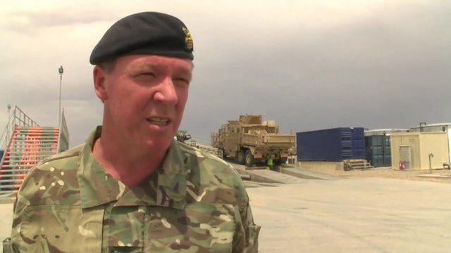 Brigadier Martin Moore