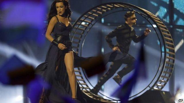 Austria wins Eurovision Song Contest