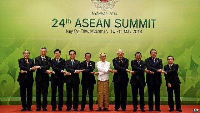 China and Vietnam's South China Sea clash dominates ASEAN summit
