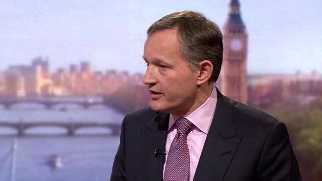 Barclays Group CEO Antony Jenkins