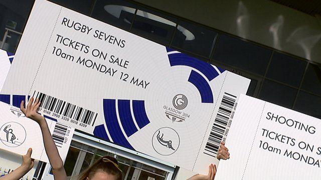Glasgow 2014 tickets go on sale