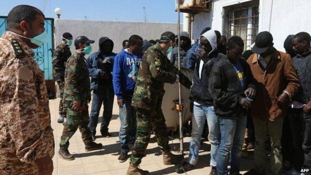 Migrants drown as Libya boat to Italy sinks