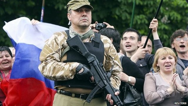 Ukraine crisis: May election 'will play crucial role'