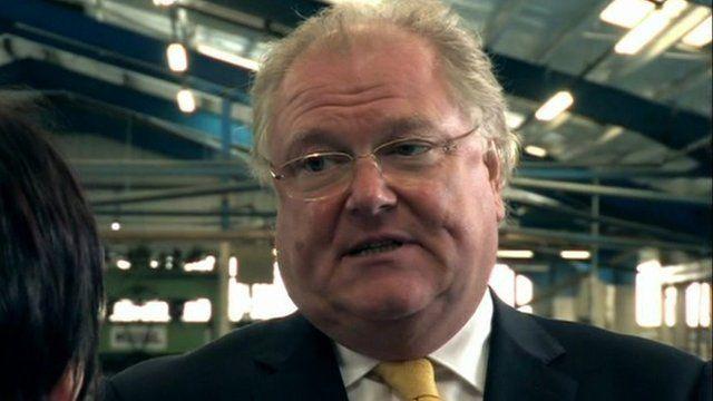 Lord Jones of Birmingham, aka Digby Jones