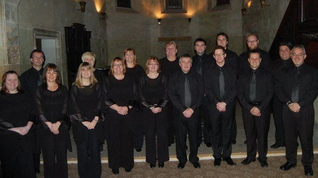 Con Voce choir