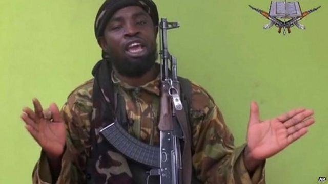 Nigeria and Boko Haram 'agree ceasefire and girls' release'
