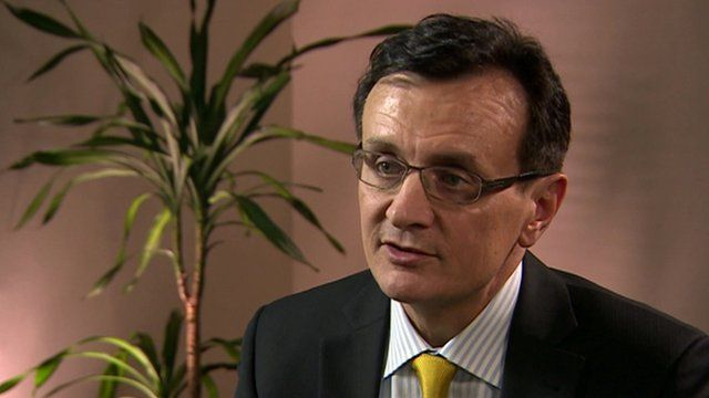 AstraZeneca Chief Executive Pascal Soriot