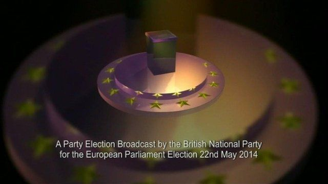 A Party Election Broadcast by the British National Party