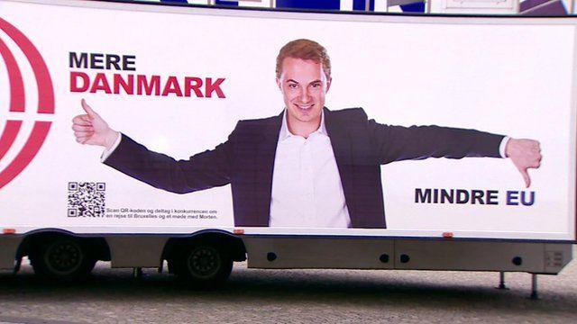 Danish EU poster