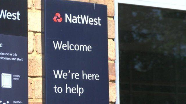 NatWest branch in Fair Oak, Hampshire