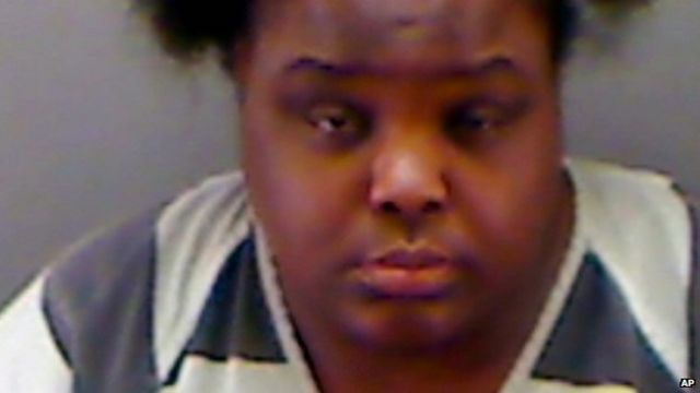 Charity Johnson 'posed as Texas teenage student'