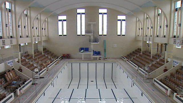 Bon Accord baths