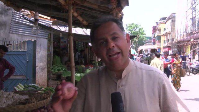 The BBC's Rahul Tandon in Calcutta