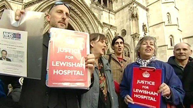 Lewisham campaigners