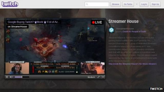 Twitch malware spends users' money