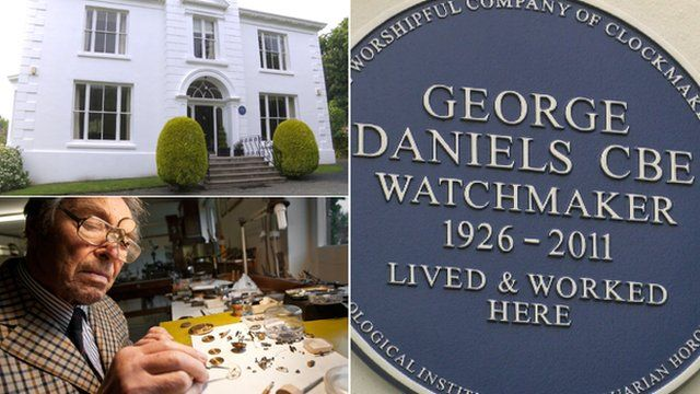 Dr George Daniels