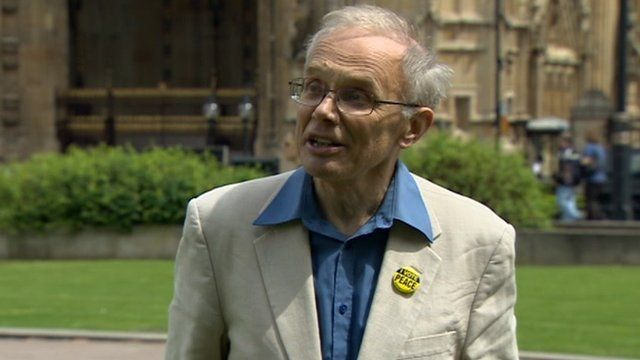 John Morris of the Peace Party