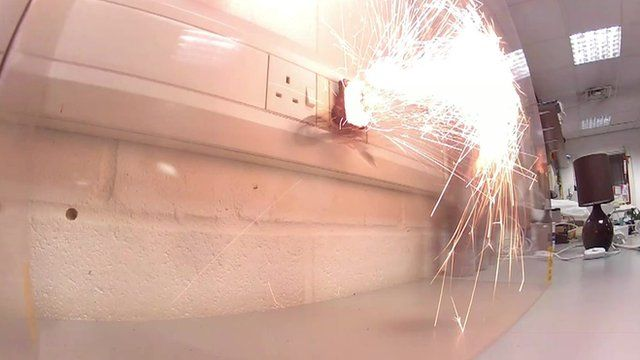 exploding charger
